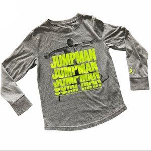 Jordan Long Sleeve shirt sz Small